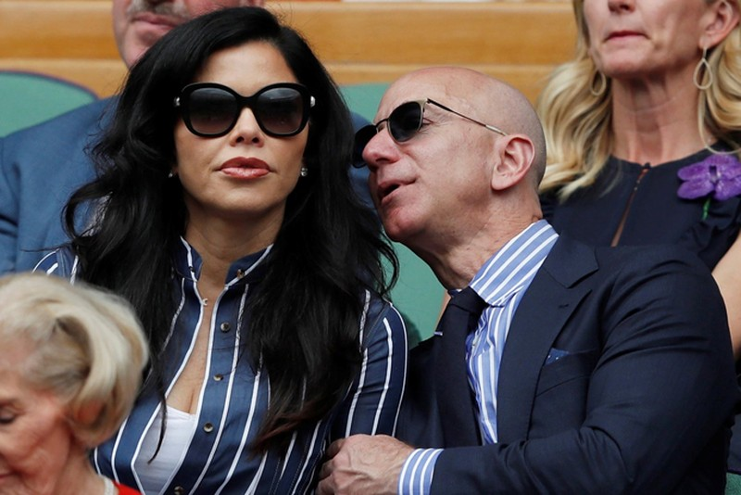 Mùa hè hào nhoáng của Jeff Bezos - 3