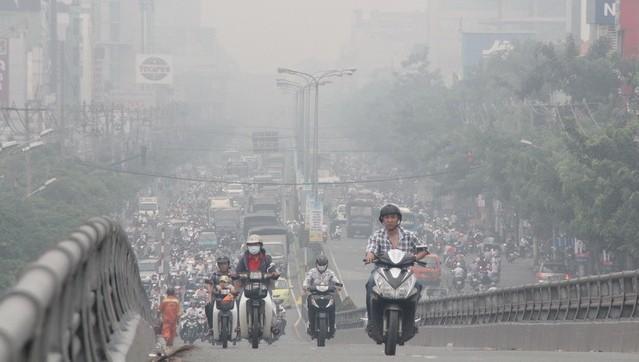 Không khí Hà Nội ô nhiễm, Tổng cục Môi trường khuyến cáo người dân