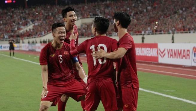 Thưởng lớn cho chiến thắng của ĐT Việt Nam trước Malaysia
