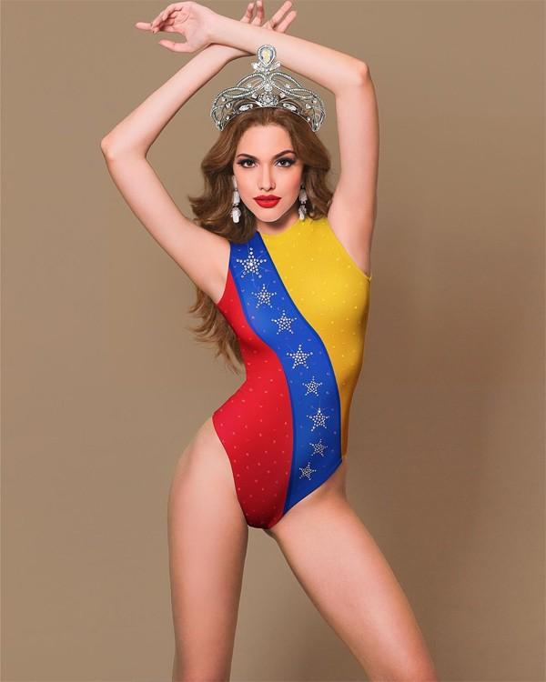 Nhan sắc tân Hoa hậu Hòa bình Quốc tế - 9