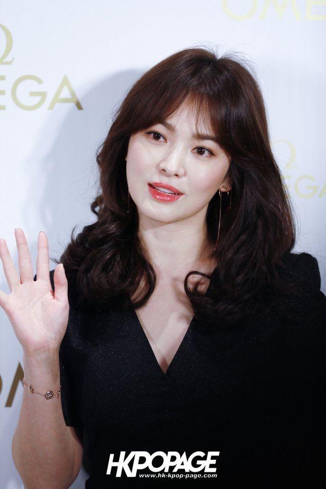 Song Hye Kyo vượt xa chồng cũ trong bảng xếp hạng nghệ sĩ được yêu thích - 5