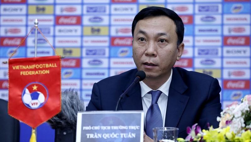 Lãnh đạo VFF nói gì về các đề xuất của HLV Park Hang-seo khi ký hợp đồng mới?