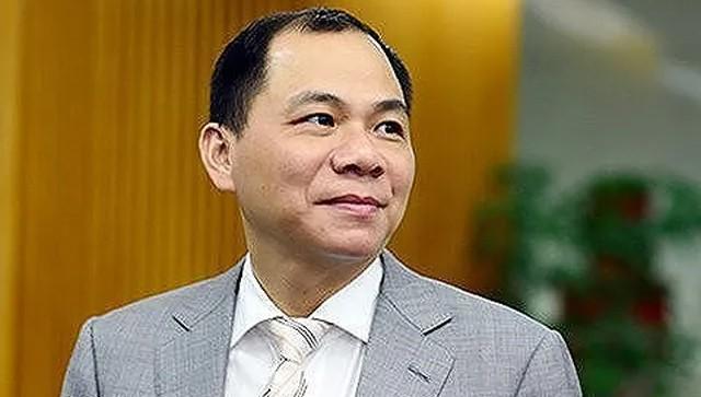 Tập đoàn của tỷ phú Phạm Nhật Vượng trả lương HLV Park Hang Seo