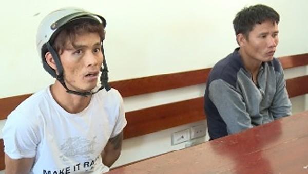 Truy bắt 2 kẻ giật tài sản người phụ nữ đứng đón xe ở Thái Bình