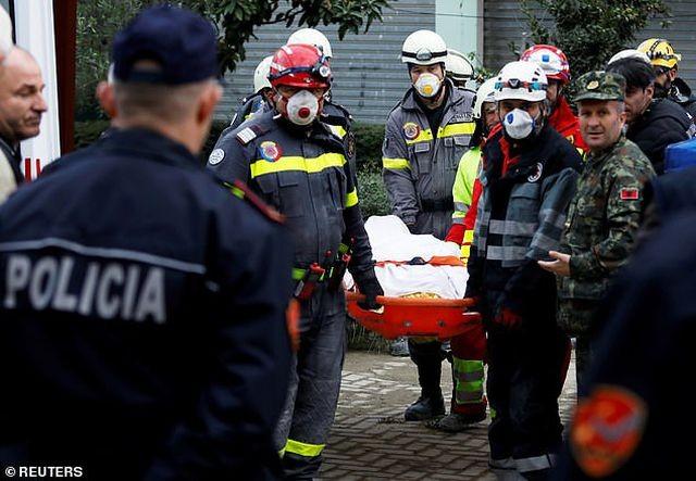 Con dâu tương lai Thủ tướng Albania chết trong trận động đất kinh hoàng - 5