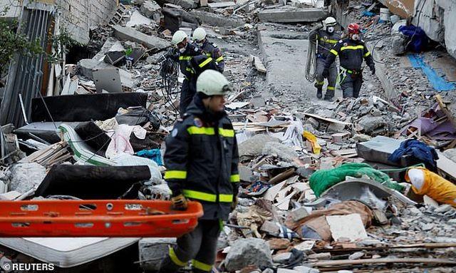 Con dâu tương lai Thủ tướng Albania chết trong trận động đất kinh hoàng - 3