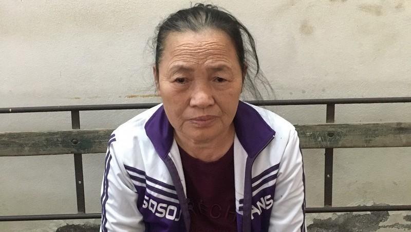 Đối tượng Nguyễn Thị Chờ. Ảnh: Công an TP Hải Phòng.