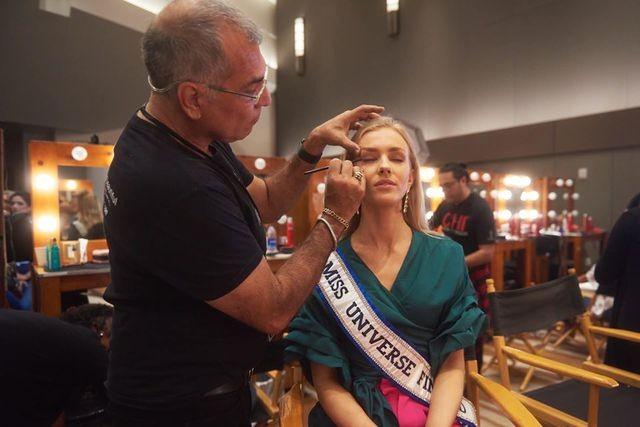 Soi nhan sắc các đối thủ của Hoàng Thuỳ tại cuộc thi Hoa hậu Hoàn vũ 2019 - 32