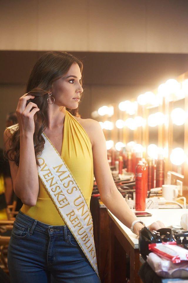 Soi nhan sắc các đối thủ của Hoàng Thuỳ tại cuộc thi Hoa hậu Hoàn vũ 2019 - 33