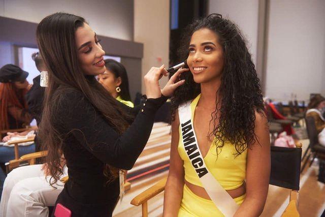 Soi nhan sắc các đối thủ của Hoàng Thuỳ tại cuộc thi Hoa hậu Hoàn vũ 2019 - 34