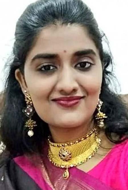 Thi thể Priyanka Reddy được tìm thấy vào sáng 28/11 ở bang Kerala, Ấn Độ. Ảnh: Twitter.
