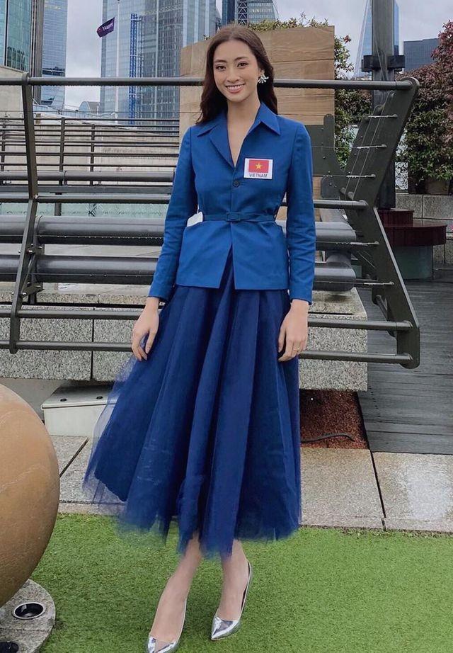 Lương Thùy Linh được chuyên trang sắc đẹp thế giới thăng hạng lên Top 4 - 5