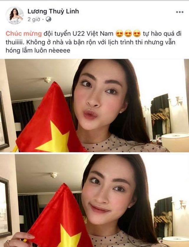 Lương Thùy Linh được chuyên trang sắc đẹp thế giới thăng hạng lên Top 4 - 4