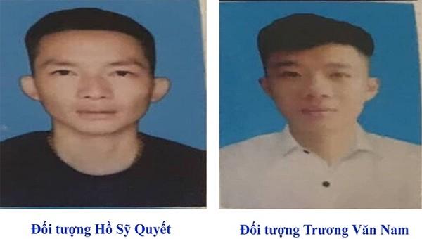 Truy tìm 2 nam thanh niên liên quan vụ giết người