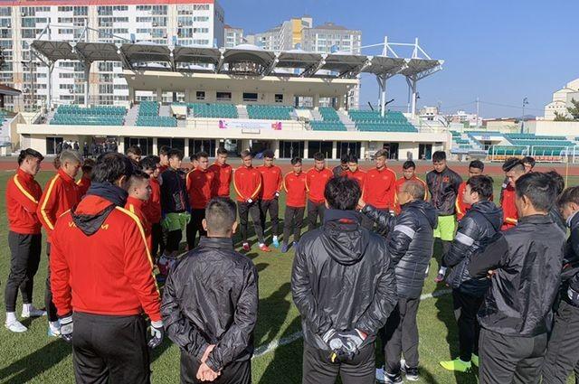HLV Park Hang Seo nhận tin vui từ Quang Hải, Đình Trọng - 2