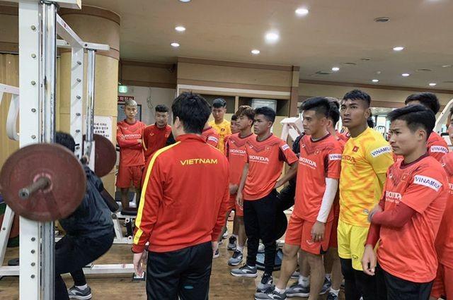 HLV Park Hang Seo nhận tin vui từ Quang Hải, Đình Trọng - 3