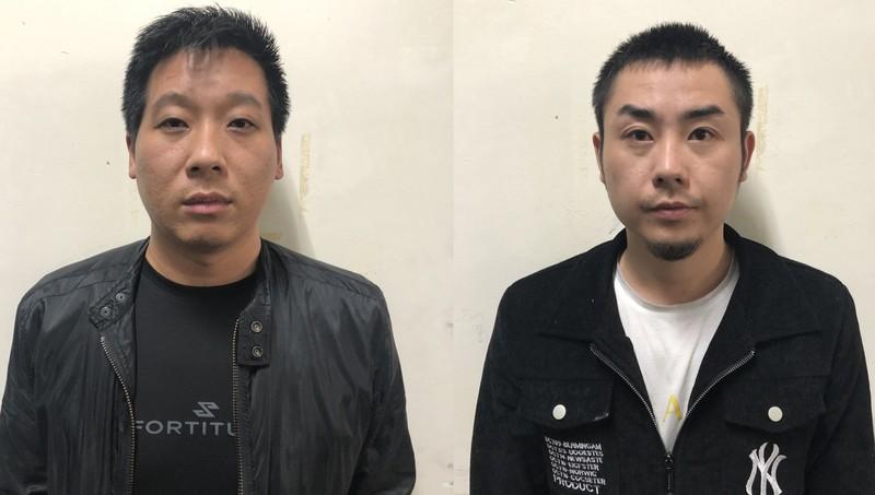 Hai người Trung Quốc bắt giữ đồng hương, đòi tiền chuộc tại khách sạn ở Quảng Ninh