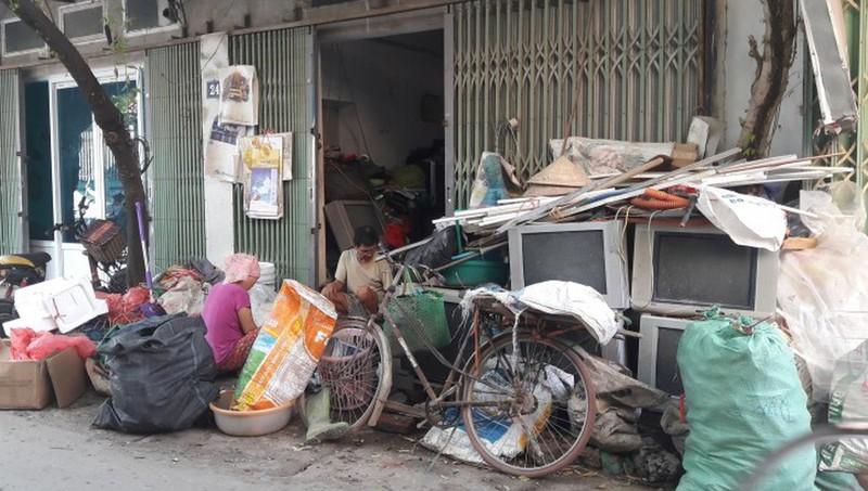 Không để phát sinh mới điểm tập kết phế liệu trong khu dân cư tại Bình Thuận