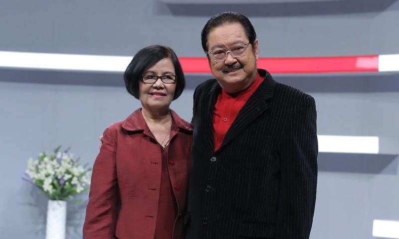 Những chia sẻ cảm động của Chánh Tín dành cho vợ trước khi mất