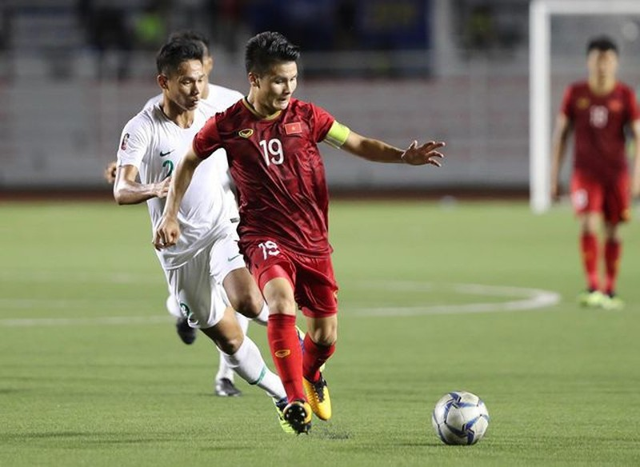HLV Park Hang Seo chốt số áo chính thức cho U23 Việt Nam - 1