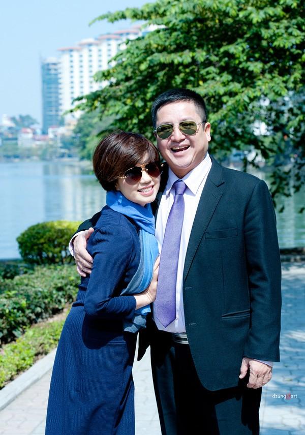 Hơn 30 năm hôn nhân của Chí Trung - Ngọc Huyền và dấu hiện rạn nứt - Ảnh 8.