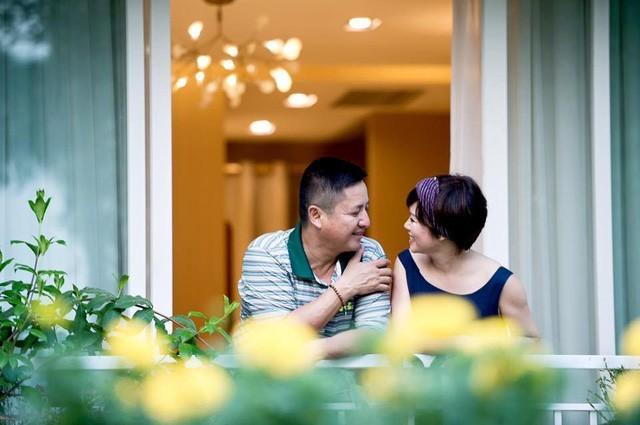 Hơn 30 năm hôn nhân của Chí Trung - Ngọc Huyền và dấu hiện rạn nứt - Ảnh 4.