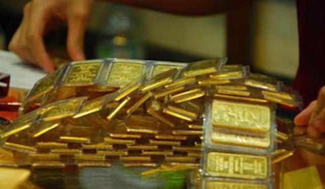Giá vàng tăng sốc chưa từng có vì chảo lửa Trung Đông - 1