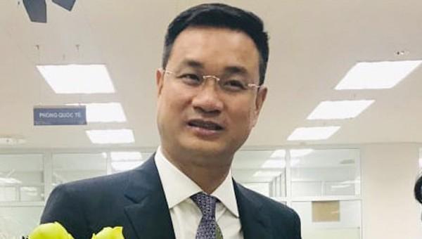Ông Lê Ngọc Quang.