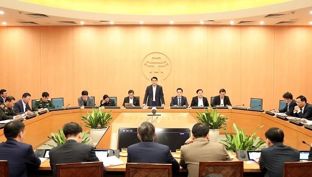 Chủ tịch Hà Nội: Chuẩn bị 15-20 triệu khẩu trang phát miễn phí cho người dân khi cần