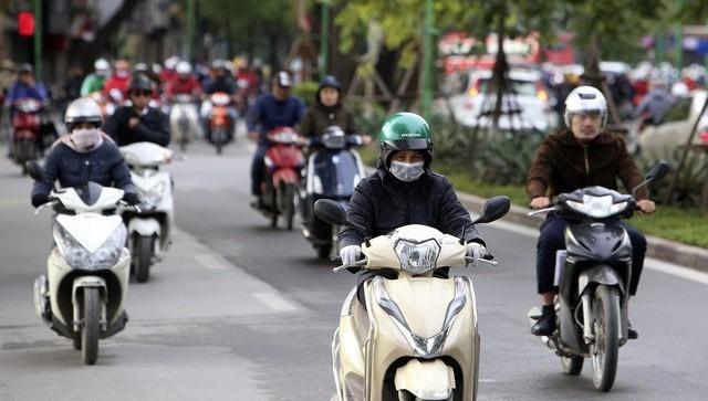 Ngày mai Hà Nội chuyển rét, nhiệt độ thấp nhất 13 độ C