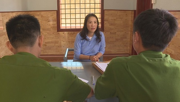 'Chân tướng' người phụ nữ nhận là 'sếp' Bộ Công an đến chào Giám đốc Công an tỉnh