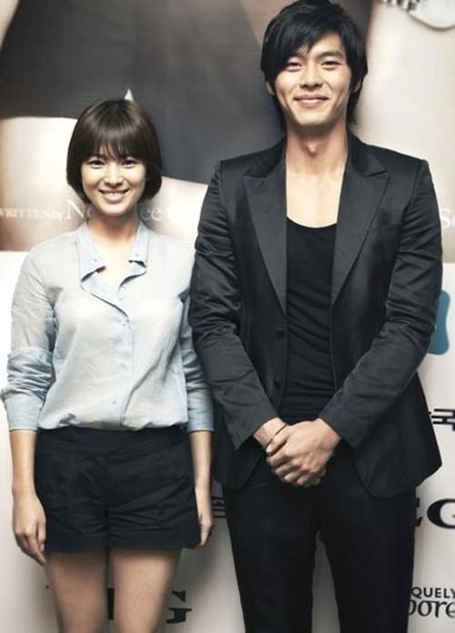 Ba cuộc tình của Hyun Bin