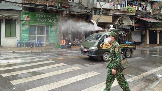 Bí thư Hà Nội đề nghị xem xét báo cáo để công bố dịch