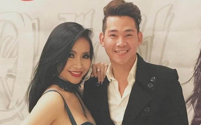 Đan Kim và Phùng Ngọc Huy.