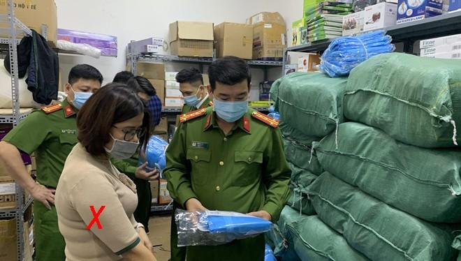 Phá 'ổ' cung cấp trang, thiết bị y tế phòng dịch Covid  - 19 giả 'khủng' tại Hà Nội