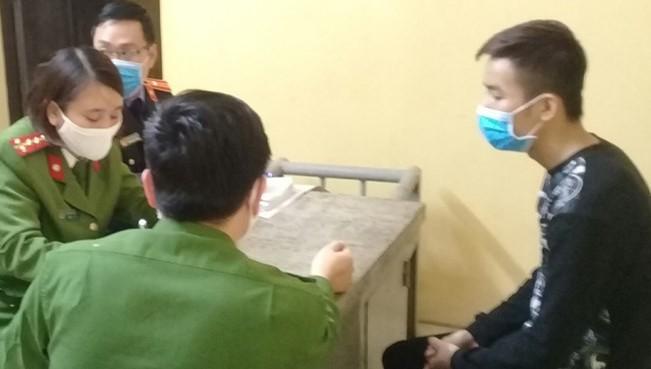 Nam thanh niên trốn đo thân nhiệt tông bị thương Phó Công an phường