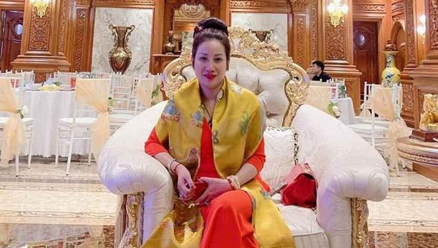 Tình duyên trắc trở ít người biết của nữ đại gia Thái Bình mới bị bắt Dương Đường