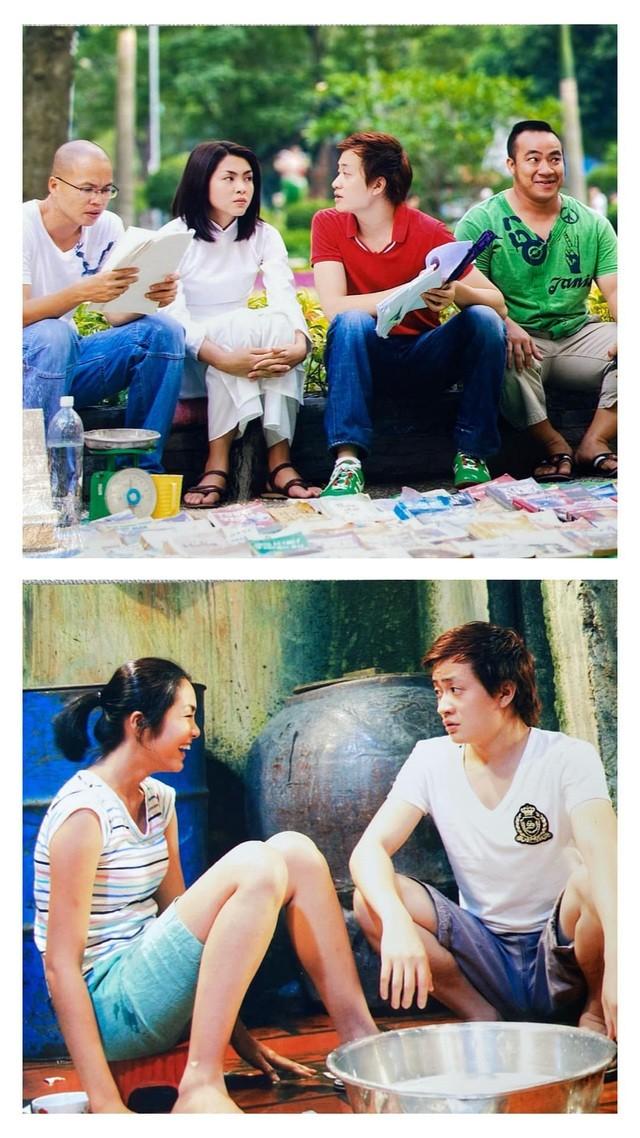 Lương Mạnh Hải chia sẻ loạt ảnh khóa môi nóng bỏng với Tăng Thanh Hà - 7