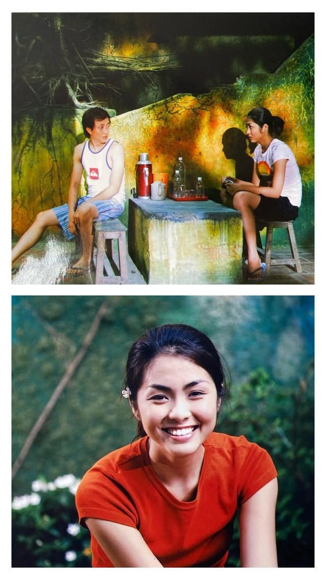 Lương Mạnh Hải chia sẻ loạt ảnh khóa môi nóng bỏng với Tăng Thanh Hà - 8