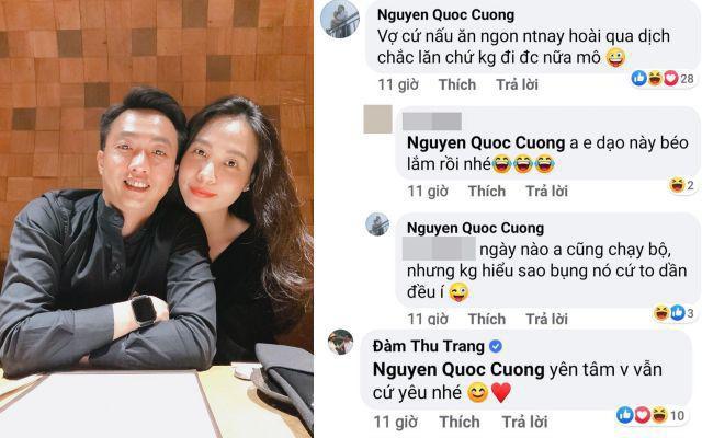 Đàm Thu Trang chia sẻ lại ảnh cũ 2 vợ chồng, hé lộ lý do tại sao giờ không dám chụp ảnh cùng Cường Đô La - Ảnh 3.
