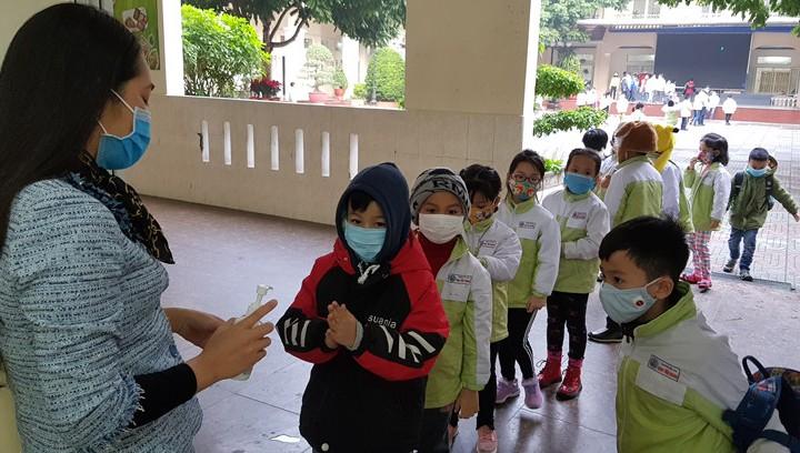 Học sinh đến trường trở lại: Việc cần làm bảo đảm an toàn khi còn dịch