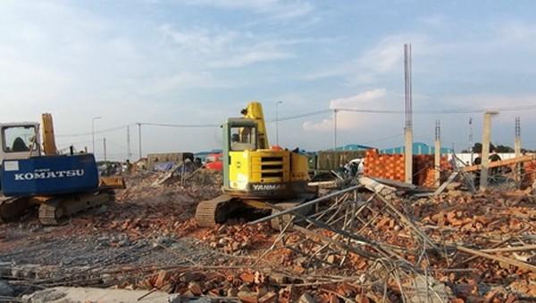 Danh tính nạn nhân thiệt mạng trong vụ sập công trình ở Đồng Nai