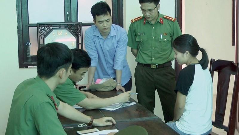 Công an xác minh tin 'ép dân ký đơn không nhận hỗ trợ dịch Covid' ở Thanh Hóa