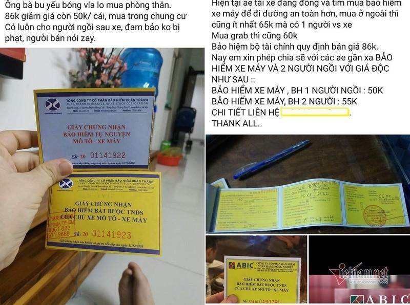 CSGT phạt 'rát', nữ sinh bán bảo hiểm mỏi tay ghi trăm tờ mỗi ngày