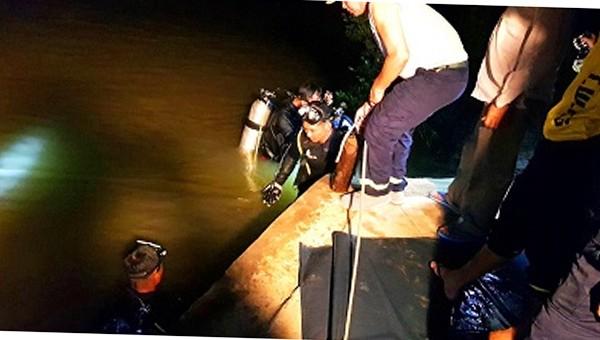 Điều tra nguyên nhân nam sinh 17 tuổi chết trên sông