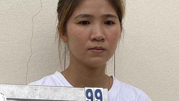 Đối tượng Nguyễn Thị Thu Cúc.