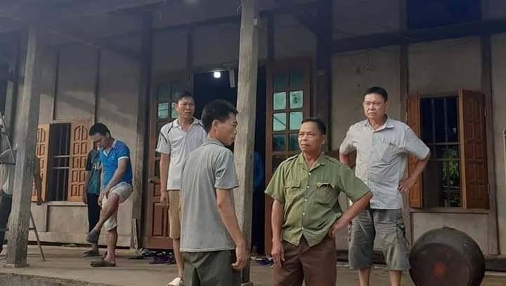Gia đình đang chuẩn bị hậu sự cho nạn nhân Quân.