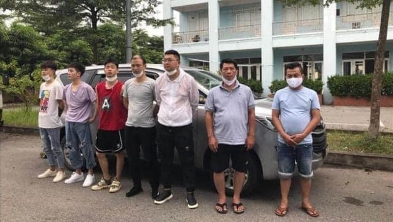 Lén lút chở 10 người Trung Quốc từ Lào Cai vào Nha Trang trong đêm