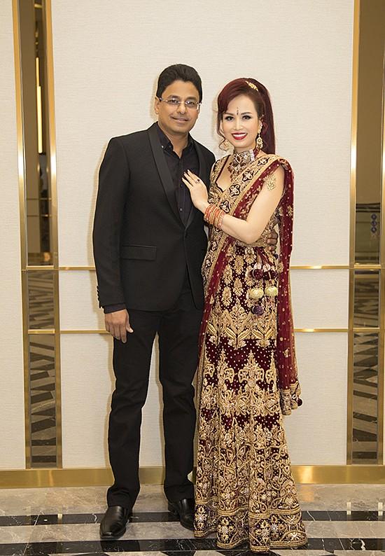 Cuộc sống 3 sao Việt lấy chồng Ấn Độ - 6