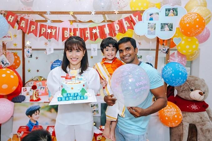 Cuộc sống 3 sao Việt lấy chồng Ấn Độ - 8